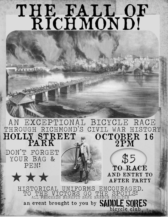 THE FALL OF RICHMOND